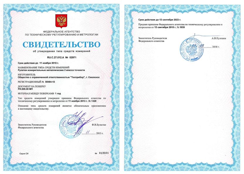 Рулетка измерительная паспрт сертификат игровые автоматы украина 2012
